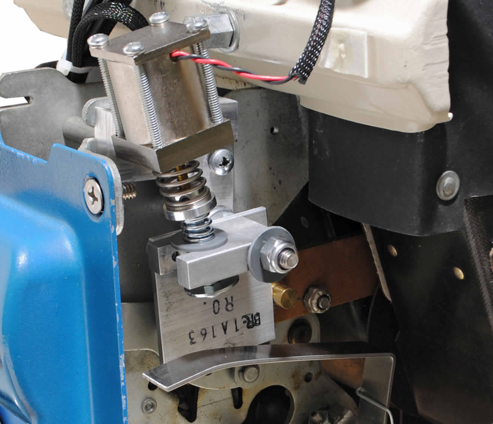 Auto Reset Actuator on G.E. AK-25