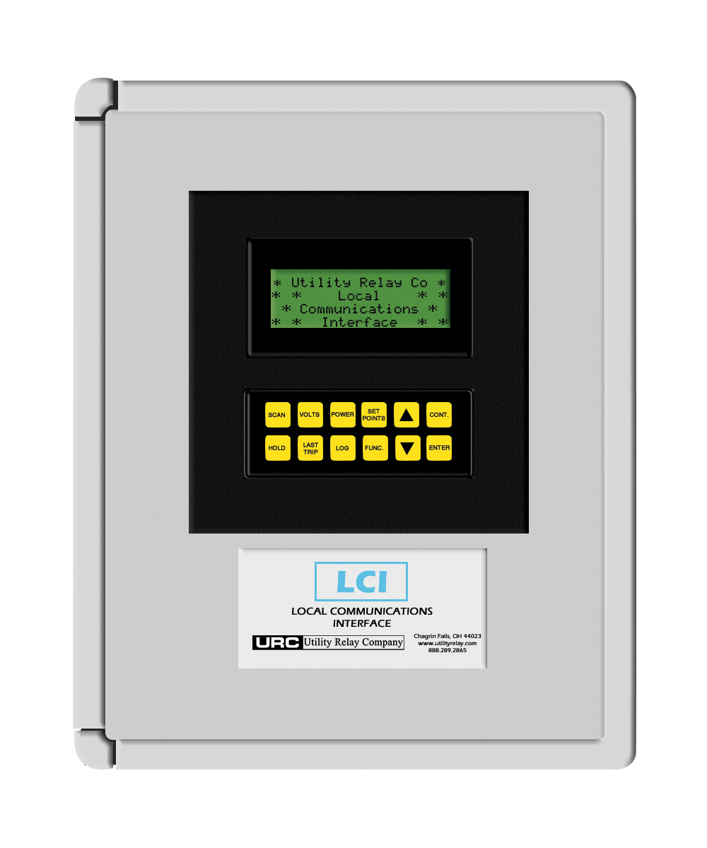 Lci At Utility Relay Company Electric Uses During Normal Operation All Attached Trip Units Are Sequentially Queried Or Scanned A Rate Of About One Unit Every Three